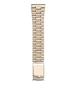 Золотой браслет для часов (22 мм) 42400.5.22