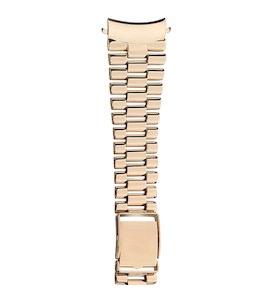 Золотой браслет для часов (24 мм) 42400.5.24-527