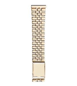 Золотой браслет для часов (20 мм) 42401.5.20