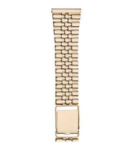 Золотой браслет для часов (22 мм) 42401.5.22