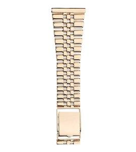 Золотой браслет для часов (24 мм) 42401.5.24