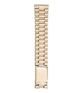 Золотой браслет для часов (20 мм) 42402.5.20