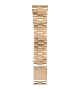 Золотой браслет для часов (22 мм) 42403.5.22