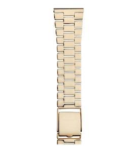 Золотой браслет для часов (22 мм) 42404.5.22