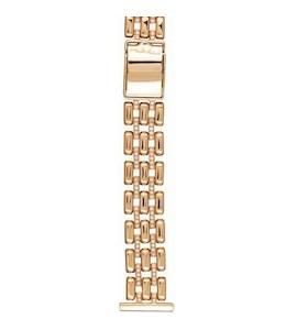 Золотой браслет для часов (20 мм) 42786