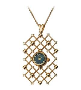 "Золотые часы-кулон ""Софи"" 44630-1.601"