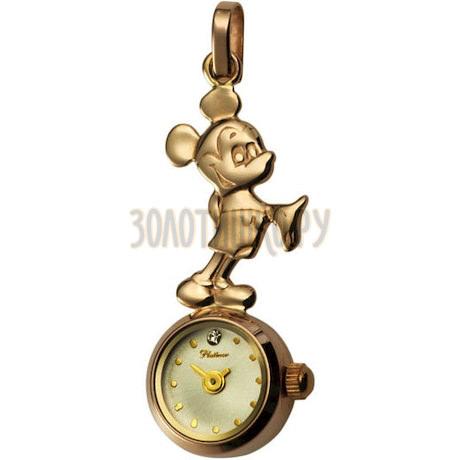"Золотые часы-кулон ""Софи"" 44630-7.201"