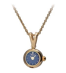 "Золотые часы-кулон ""Софи"" 44630-8.601"