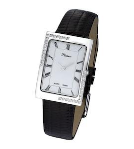 "Мужские серебряные часы Platinor ""Атлантида"" 46006A.115"