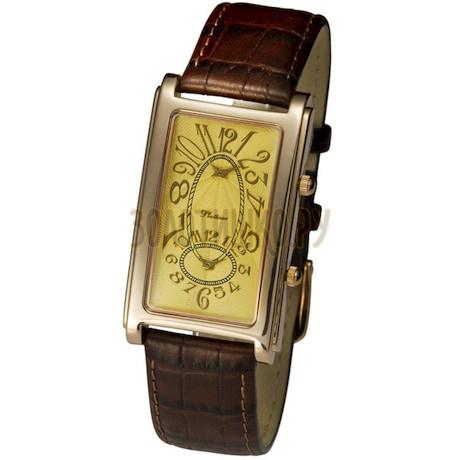 """Мужские золотые часы """"Мюнхен"""" 48550-1.458"""