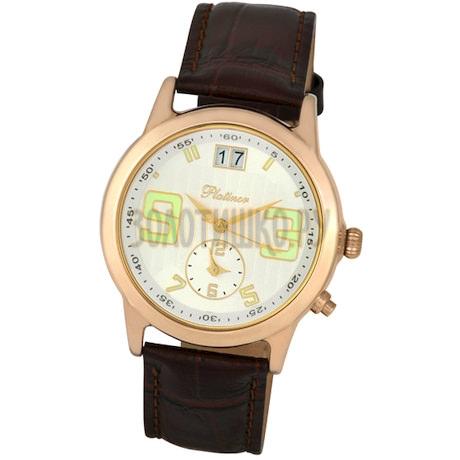 """Мужские золотые часы """"Сальвадор-3"""" 49150.133"""