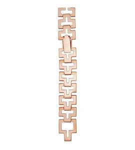 Золотой браслет для часов (6 мм) 5005002