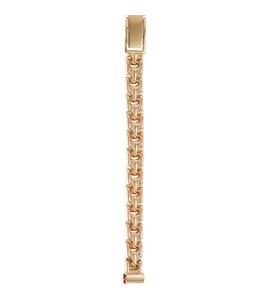 Золотой браслет для часов (6 мм) 50063