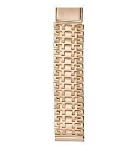 Золотой браслет для часов (20 мм) 504