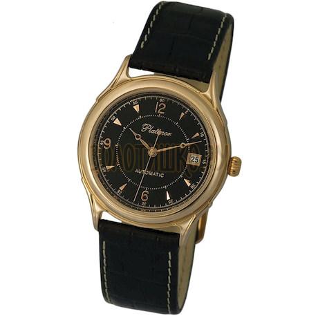 """Мужские золотые часы """"Юпитер"""" 50450.506"""