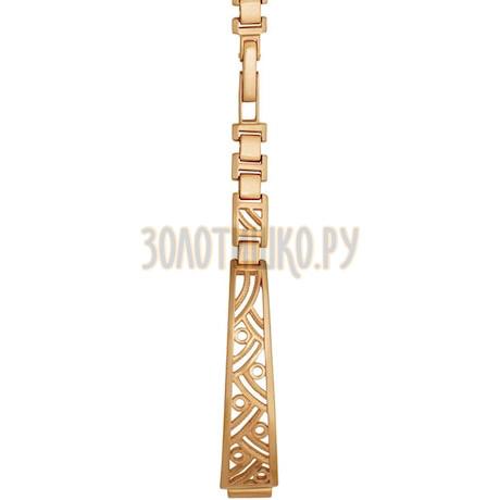 Золотой браслет для часов (8 мм) 5104004