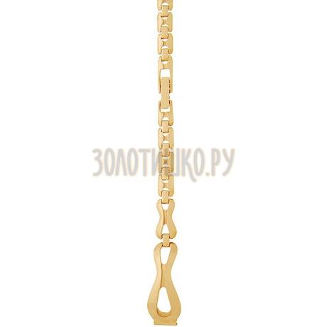 Золотой браслет для часов (8 мм) 5105011