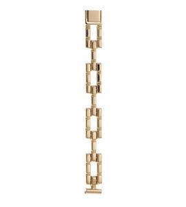 Золотой браслет для часов (8 мм) 51245