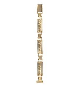 Золотой браслет для часов (8 мм) 51248