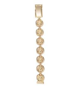Золотой браслет для часов (8 мм) 51259