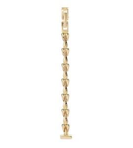 Золотой браслет для часов (8 мм) 51264