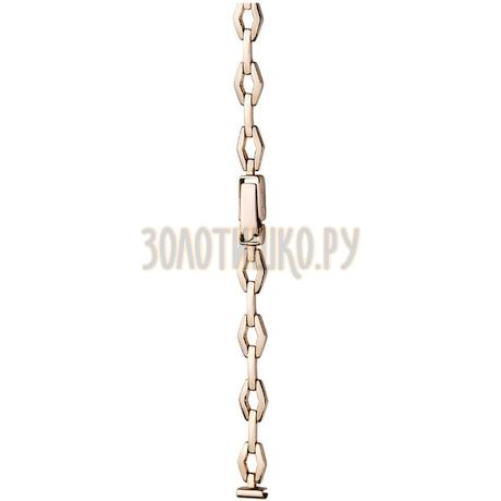 Золотой браслет для часов (8 мм) 51283