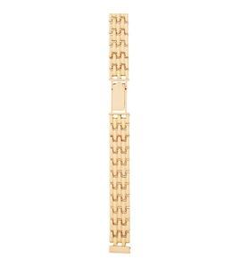 Золотой браслет для часов (10 мм) 52011