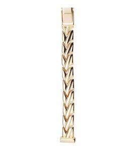 Золотой браслет для часов (10 мм) 52052