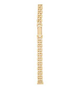 Золотой браслет для часов (10 мм) 52202