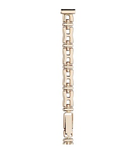 Золотой браслет для часов (10 мм) 52270