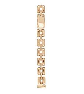 Золотой браслет для часов (10 мм) 52581