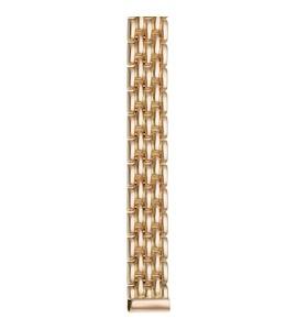 Золотой браслет для часов (12 мм) 53011
