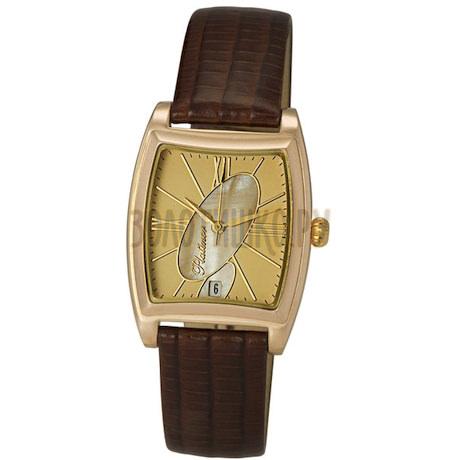 """Мужские золотые часы """"Старт"""" 53050.417"""