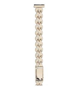 Золотой браслет для часов (12 мм) 53207