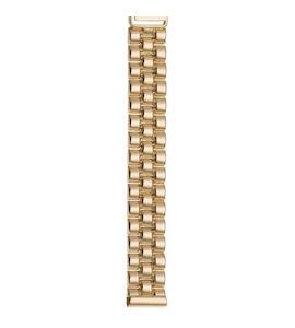 Золотой браслет для часов (12 мм) 53218