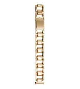 Золотой браслет для часов (12 мм) 53226