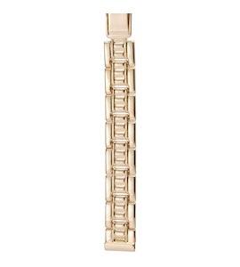 Золотой браслет для часов (12 мм) 53253