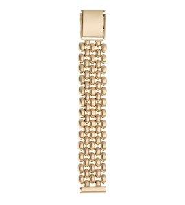 Золотой браслет для часов (12 мм) 53257