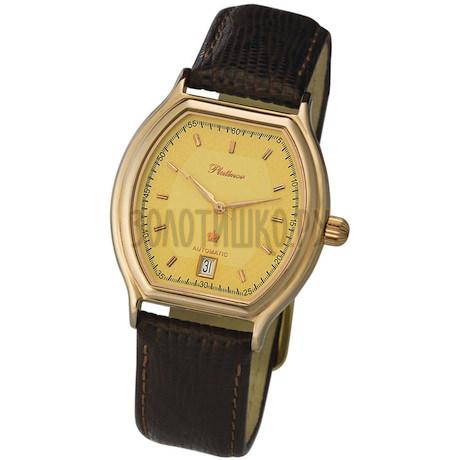 """Мужские золотые часы """"Иридиум"""" 53350.404"""