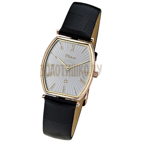 """Мужские золотые часы """"Енисей"""" 53750.221"""