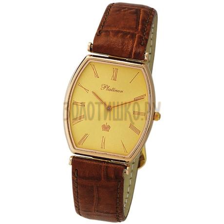 """Мужские золотые часы """"Енисей"""" 53750.415"""