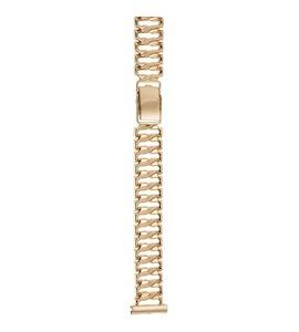 Золотой браслет для часов (14 мм) 54013