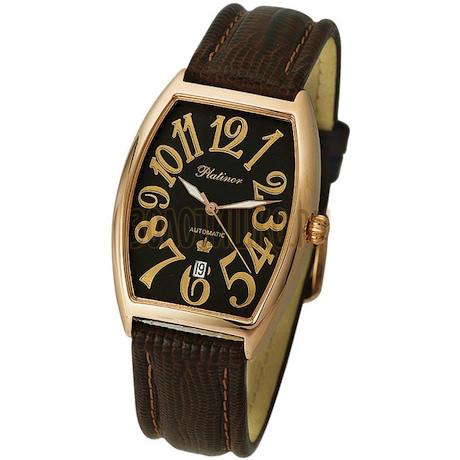 """Мужские золотые часы """"Океан"""" 54150.505"""