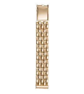 Золотой браслет для часов (14 мм) 54220