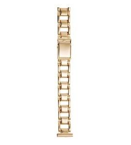 Золотой браслет для часов (14 мм) 54226