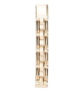 Золотой браслет для часов (14 мм) 54265