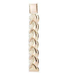 Золотой браслет для часов (14 мм) 54266