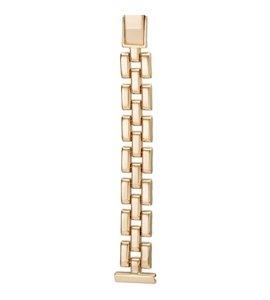Золотой браслет для часов (14 мм) 54580