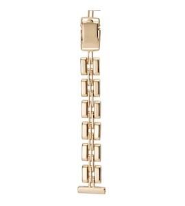 Золотой браслет для часов (14 мм) 54587
