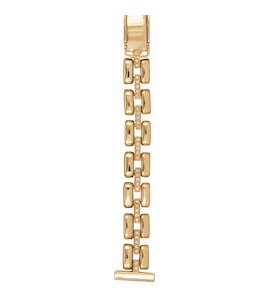 Золотой браслет для часов (14 мм) 546585